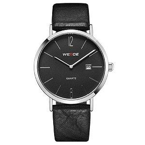 Relógio Masculino Weide Analógico WD007 Preto