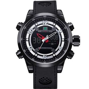 Relógio Masculino Weide Anadigi WH-3315 - Preto