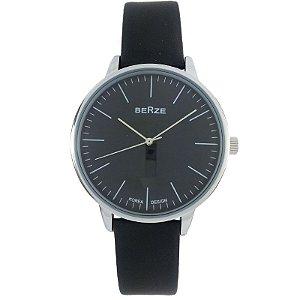 Relógio Masculino Analógico Social Berze BT238M Preto