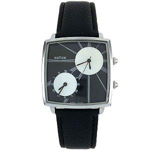Relógio Masculino Analógico Social Berze BT155M Preto