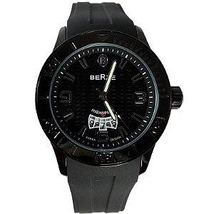 Relógio Masculino Analógico Social Berze BS144  Preto