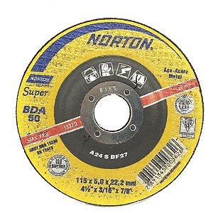 Disco de debaste 4.1/2 BDA 50