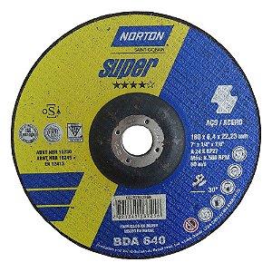 Disco de debaste 7 BDA 640
