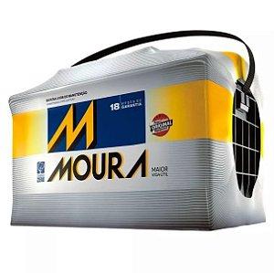 Bateria Automotiva Moura M50EX 50 Amperes
