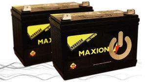 Bateria Automotiva Estacionária Maxion MX500 30 Amperes, 40 Amperes e 46 Amperes