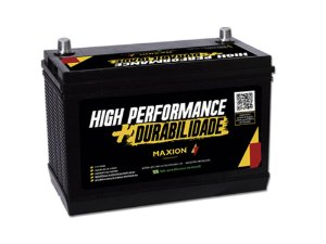 Bateria Automotiva Maxion MXM100 HIGH PERFORMANCE