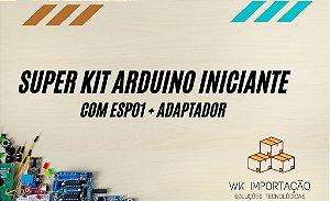 Kit Esp01 + adaptador iniciante