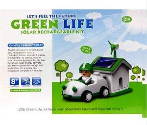 KIT EXPERIMENTOS SOLAR  GREEN LIFE