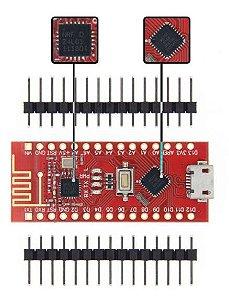 Arduino Nano Compatível 3.0 ch340, driver usb, nrf24l01 Sem Cabo