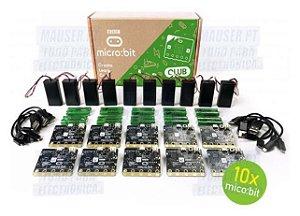 Placa BBC Microbit V2 kit com 10