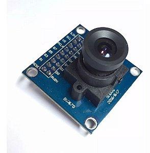 Câmera Vga Ov7670 Para Arduino Pic Avr