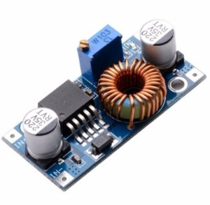 Conversor Dc/dc -5a Xl4005 Adjustable Step Down Arduino