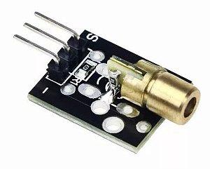 Módulo laser - Arduino ky-008