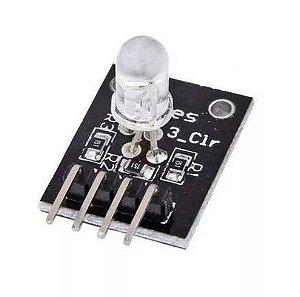 Módulo LED RGB para Arduino - KY-016
