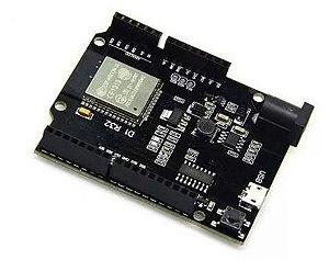 Placa Esp32 Estrutura D1 - Arduino