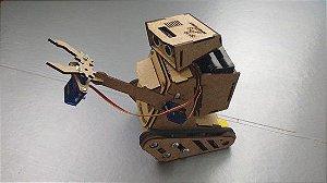 ROBÔ XT-3 + Eletrônica