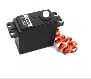 Servo Motor As3103 360 Graus Rotação Contínua Para Arduino