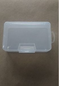 CAIXA PLASTICA 14.5x9.2x4CM