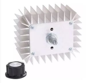 DIMMER AC 220V 5000W SCR METALICO