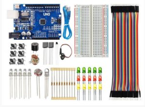 KIT ARDUINO UNO SMD 80PCS
