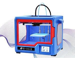 Qidi tech impressora 3d X-ONE2