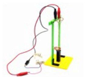 KIT DIY - EDUCACIONAL COM SISTEMA ELETROMAGNETICO