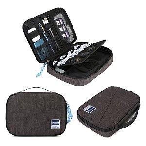 Case Organizador Cabo Acessórios Eletrônicos Bagsmart Tallac