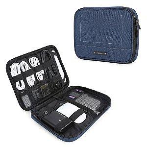 Case Organizador Cabos Acessórios Viagem Universal Bagsmart