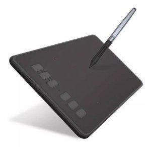 Mesa Gráfica Digitalizadora Huion H640p Pen Tablet