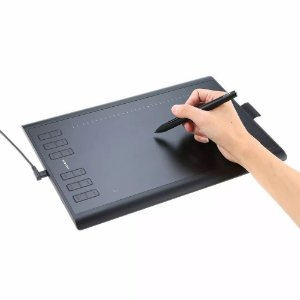 Mesa Digitalizadora Huion 1060 Plus 10 Polegadas Pen Tablet