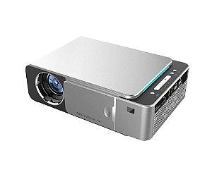 Projetor 3500 Lumens Full HD Conexão Celular Alston + Bolsa