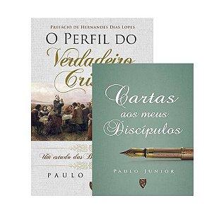 Promoção - Perfil Do Verdadeiro Cristão + Cartas Aos Meus Discípulos - Paulo Junior