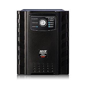 NOBREAK PDV SENOIDAL 1000VA NHS 3 X 7AH COM USB ENGATE BIVOLT SAÍDAS 220V - 91.A0.010003