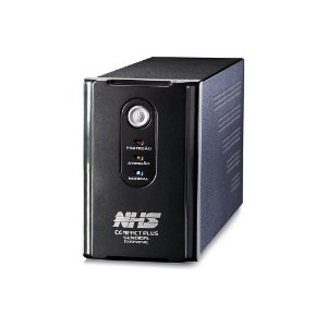 NOBREAK COMPACT PLUS DIGISENO SENOIDAL 1000VA NHS COM USB SAÍDAS 120V - 91.A0.010300