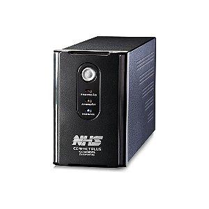 NOBREAK COMPACT PLUS DIGISENO SENOIDAL 1000VA NHS COM USB SAÍDAS 220V - 91.A0.010301