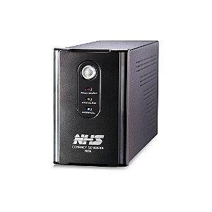 NOBREAK COMPACT SENOIDAL MAX 1400VA NHS COM ENGATE E USB BIVOLT SAÍDAS 120V - 91.B0.014101