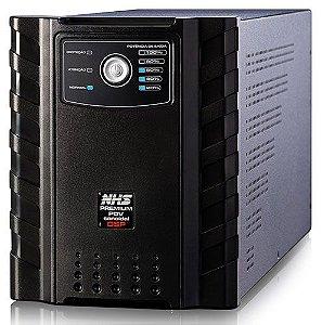 NOBREAK PREMIUM PDV SENOIDAL 2200VA 1320w 2 X 17AH COM ENGATE BIVOLT SAÍDAS 120V - 91.B0.020200