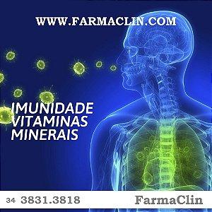 Imunidade (Vitaminas e Minerais)