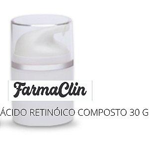 ACIDO RETINÓICO COMPOSTO 30 G