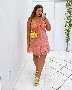 Vestido Plus Size Leonor