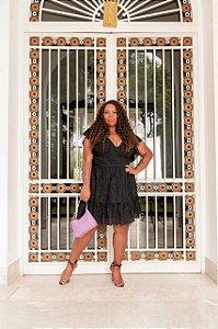 Vestido Plus Size Kate Black