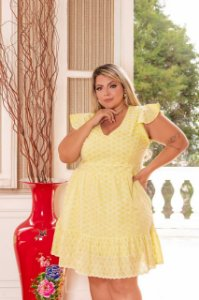 Vestido Plus Size Beatrice Lima