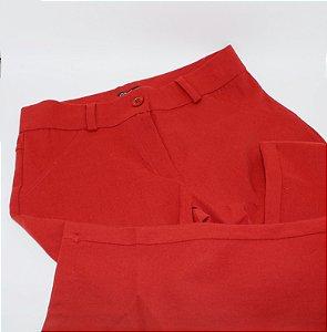 Calça Skinny Plus Size Telha
