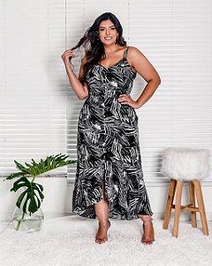 Vestido Longo Catarina Black