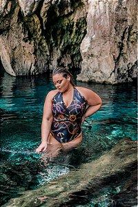 Maiô Plus Size Curaçao