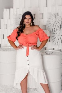 Saia Plus Size Ingrid