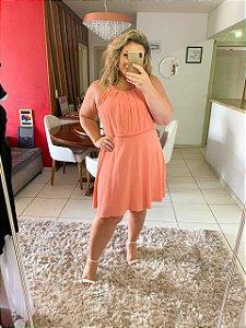 Vestido em Linho Marília