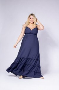 Vestido Plus Size Beverly