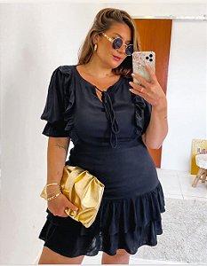 Vestido Plus Size Samantha