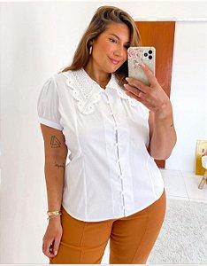 Camisa Plus Size Leia